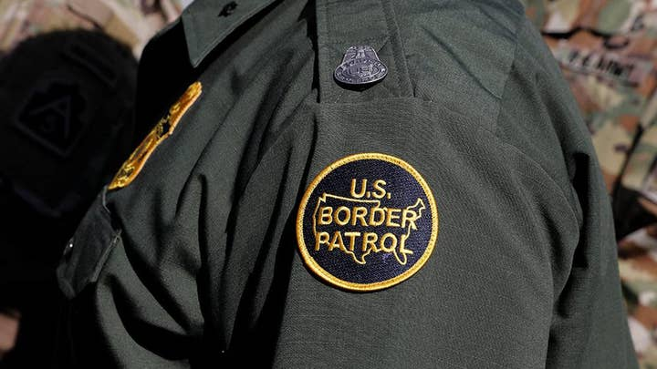 National Border Patrol Council: Dems against Trump taking action on border haven't seen the crisis themselves