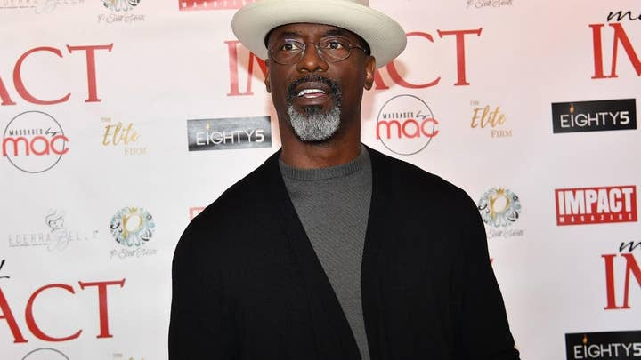 Actor Isaiah Washington tweets praise for President Trump and the passing of the First Step Act