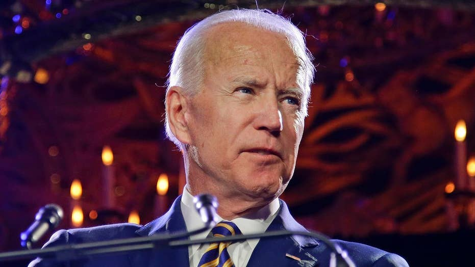 Should Joe Biden abandon potential 2020 run in wake of inappropriate behavior accusations?