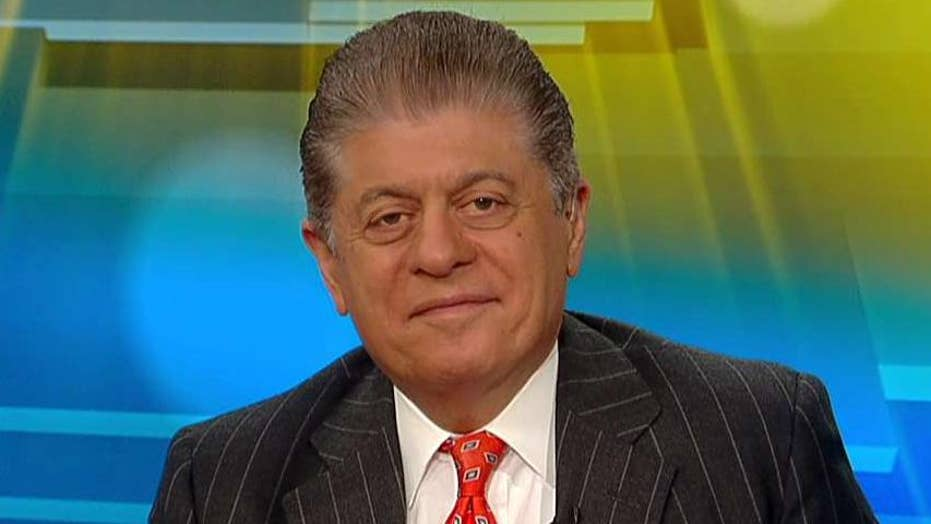 Judge Napolitano: Barr cannot legally release everything from Mueller report
