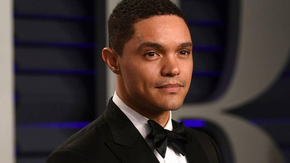Trevor Noah on Joe Biden allegations: 'Smelling hair is one of the creepiest things you can do'