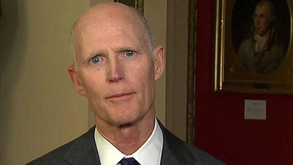 Sen. Rick Scott unveils Transparent Drug Pricing Act, says Democrats want to ruin health care