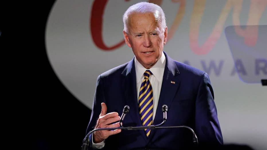 Will accusations of misconduct toward women keep Joe Biden from entering 2020 race?