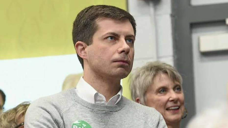 Mayor Pete Buttigieg surges in recent polls