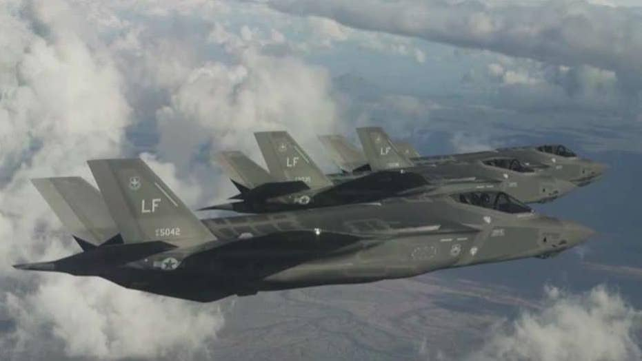 NATO allies at odds as US halts F-35 jet parts sale to Turkey