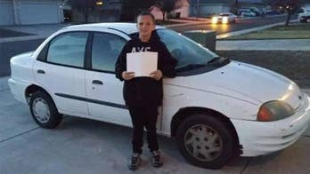 Teen trades in Xbox to get his struggling, single mom a car