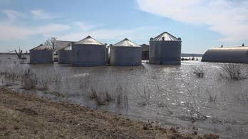 Historic floods in the Midwest have farmers worried about their future
