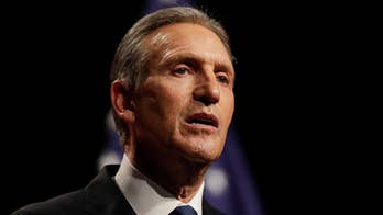 Could an independent succeed in 2020? Howard Schultz putting question to test