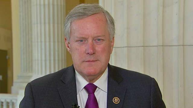 Rep. Meadows reacts to the House Judiciary Committee's decision to subpoena the unredacted Mueller report