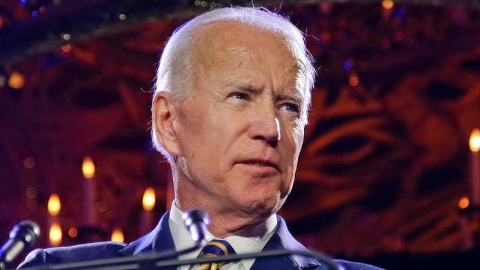 Joe Biden suffers a political hit
