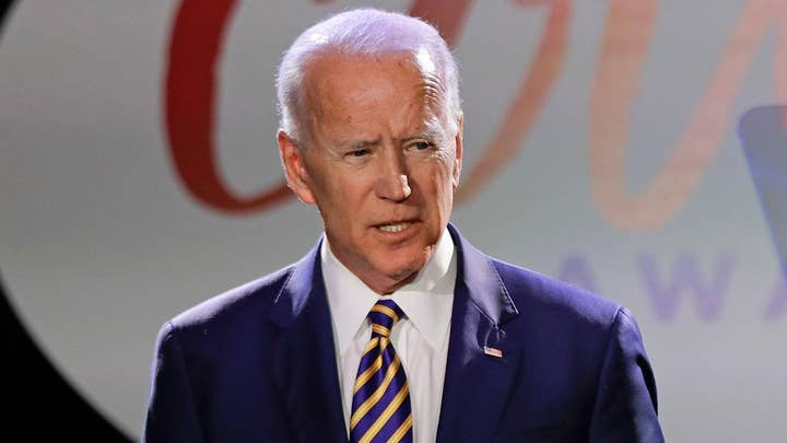 Two more women accuse Joe Biden of inappropriate physical contact