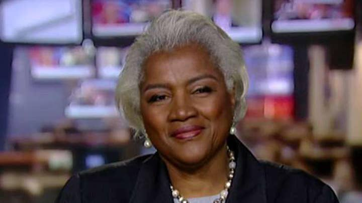 Brazile: These aren't allegations of sexual harassment against Biden