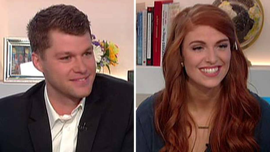 'Little People, Big World' stars Jeremy and Audrey Roloff share their love story in new book