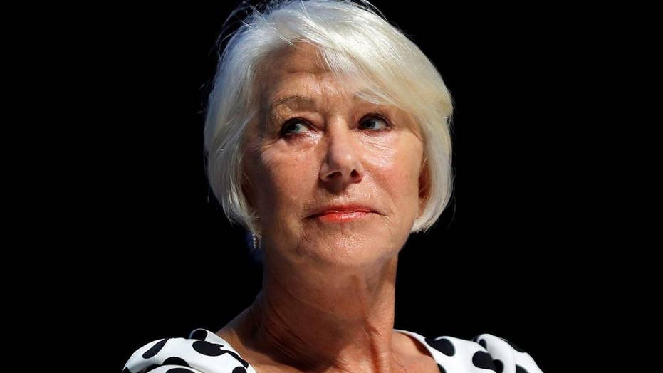 Actress Helen Mirren slams Netflix at CinemaCon 2019