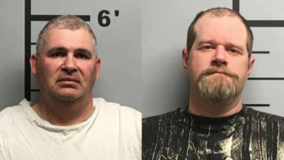 Police: Two Arkansas men in bulletproof vests shoot each other after a night of drinking