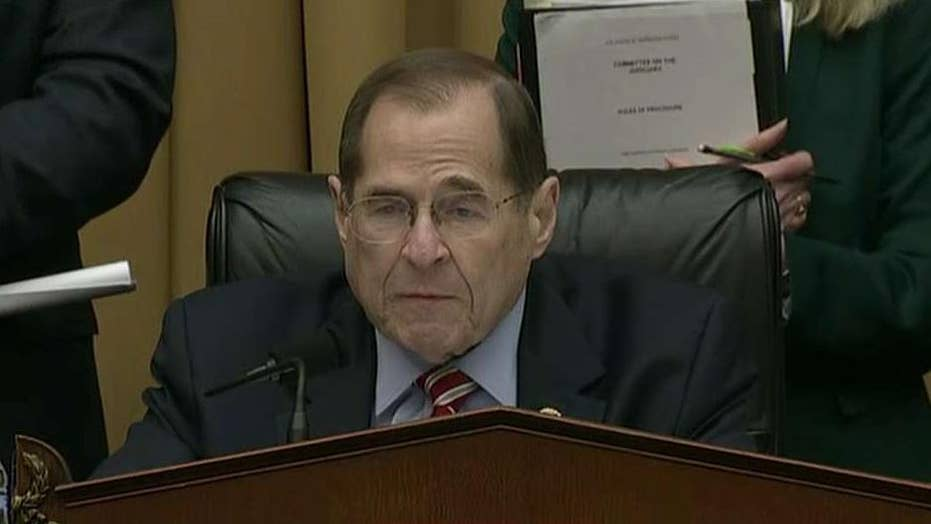 House Judiciary Committee votes to approve subpoenas for full, unredacted Mueller report