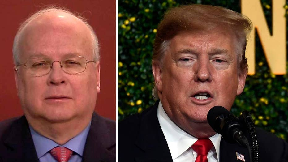 Karl Rove: Trump is right, Republicans need a plan for health care