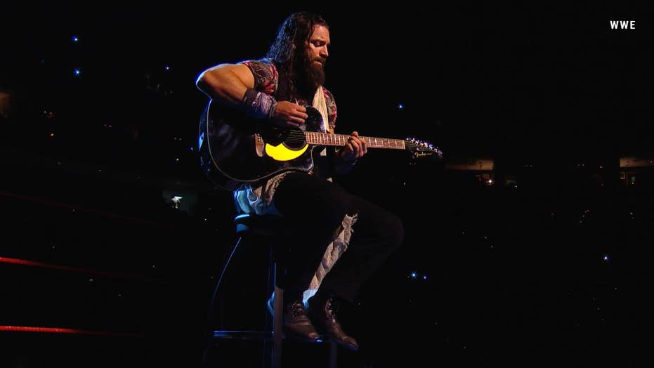 WrestleMania 35: Elias says his performance will be 'remembered forever'