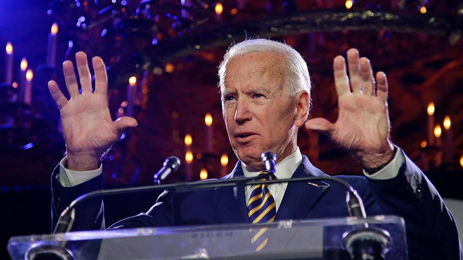 Joe Biden promises changes amid touching uproar: 'I get it'