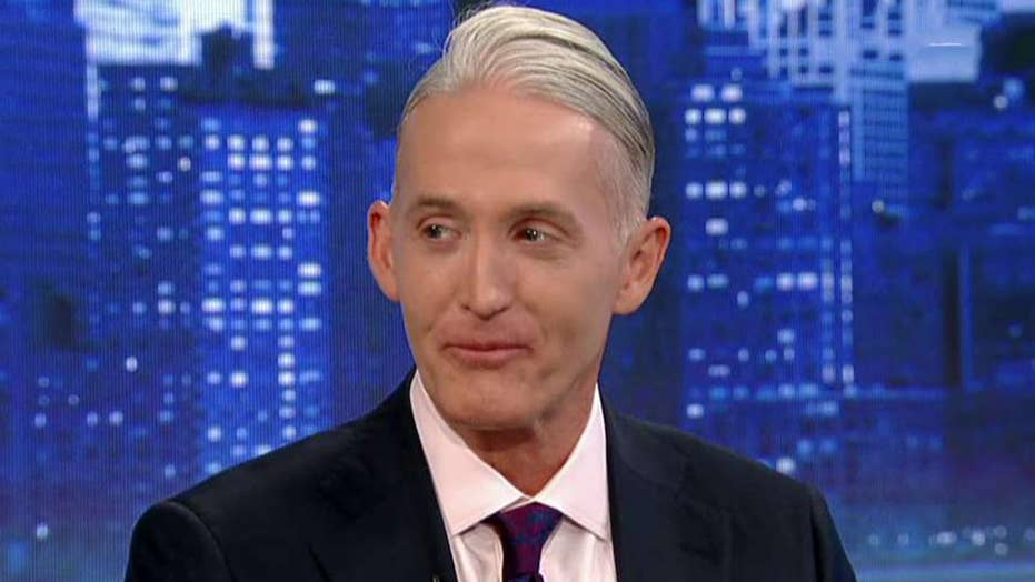 Gowdy: I'll be surprised if Barr ever produces everything in the Mueller report