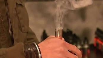 Some teens who vape nicotine don't realize they're ingesting the chemical, study suggests