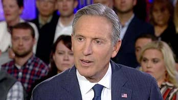 Town Hall with Howard Schultz: Part 3