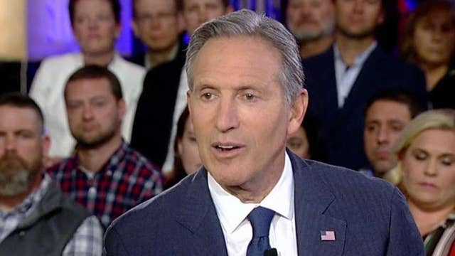 Town Hall with Howard Schultz: Part 2