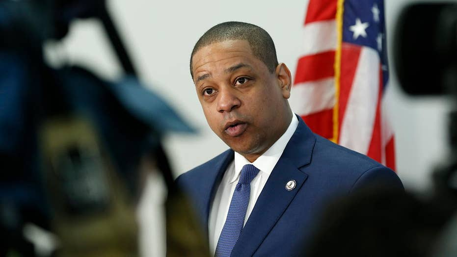 Virginia Lt. Gov. Justin Fairfax submits to polygraph test