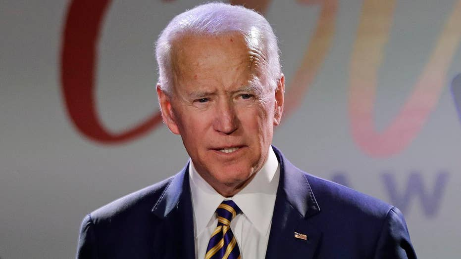 Democrats debate if Biden's behavior is disqualifying for 2020