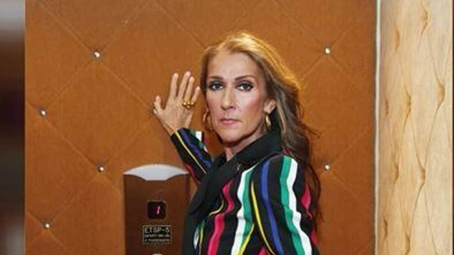 Celine Dion reveals that she's starting her 'Courage' World Tour and releasing her album in 2019