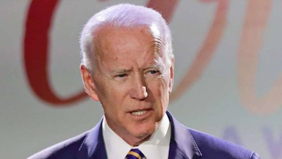 Are Republicans targeting Biden because they fear him the most?