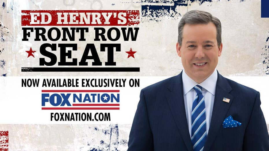 Sneak peek of 'Ed Henry's Front Row Seat'