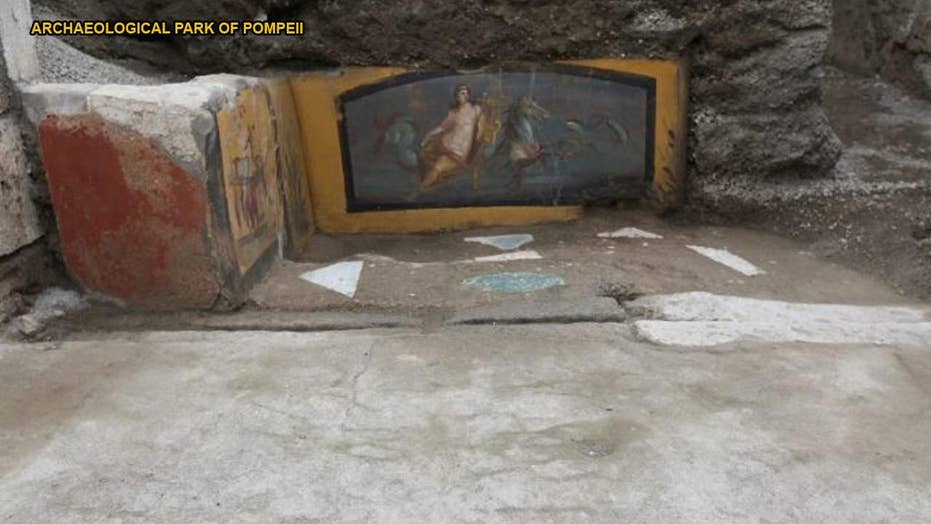 Pompeii shocker: Ancient fast-food joint unearthed