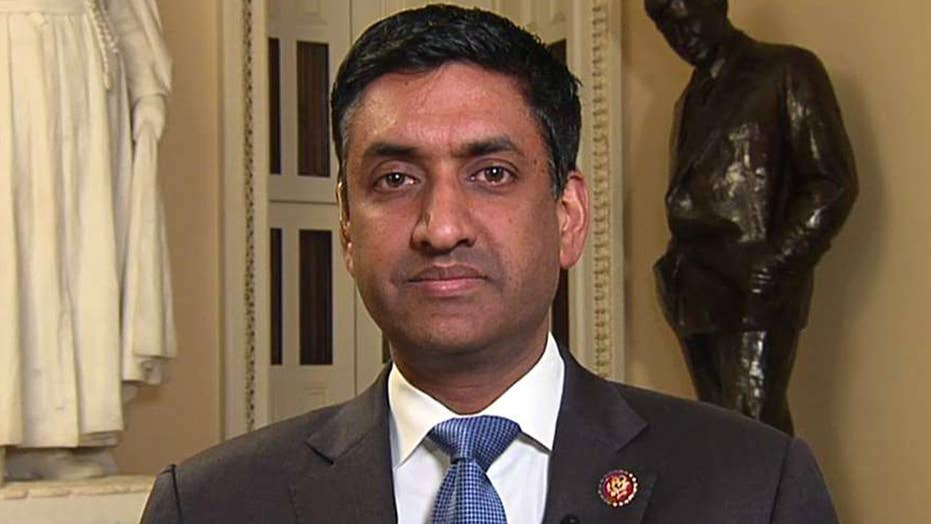 Ro Khanna on possibility of bipartisan solutions to deter illegal immigration, push to see full Mueller report