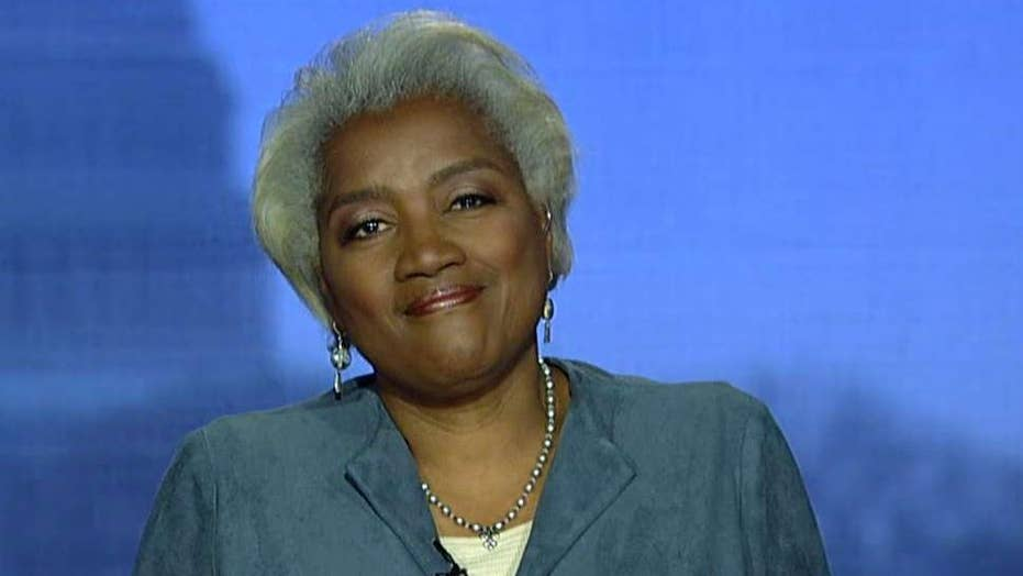 Donna Brazile: I've known Joe Biden for over 30 years and he has never acted inappropriately with me