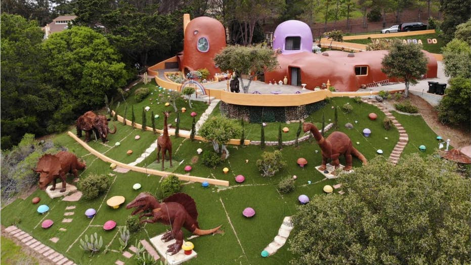San Francisco suburb says 'Yabba Dabba Don't' to Flinstones house