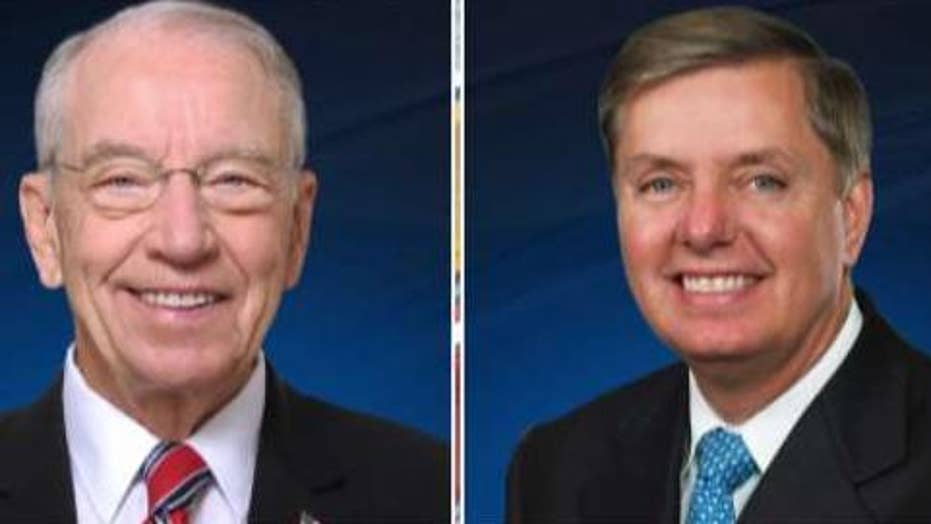 Sens. Grassley, Graham warned Attorney General Barr of potential political influence, misconduct in Russia probe