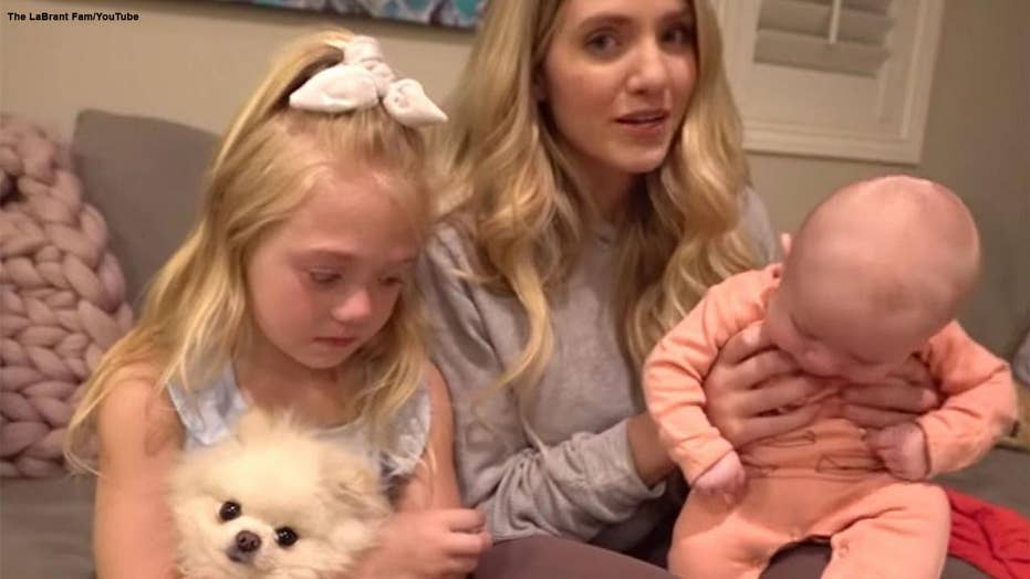 Celebrity YouTubers apologize for April Fools' joke on daughter