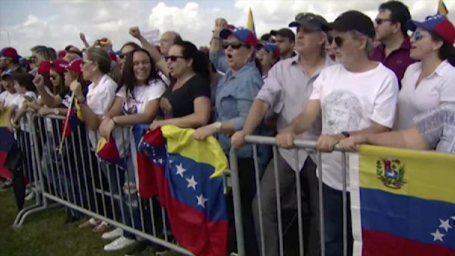 Democrats and GOP fight for Venezuelan immigrant vote ahead of 2020
