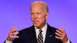 Biden joins striking union members in Boston as speculation mounts over 2020 run