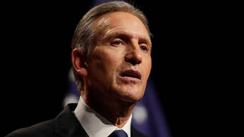 Can Howard Schultz's moderate policies win over voters scared off by socialist platforms?