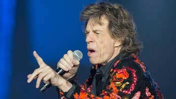 Mick Jagger posts first photo after reported heart surgery