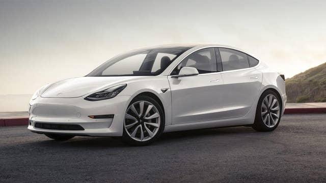 Elon Musk explains reason for Tesla Model 3's cockpit camera
