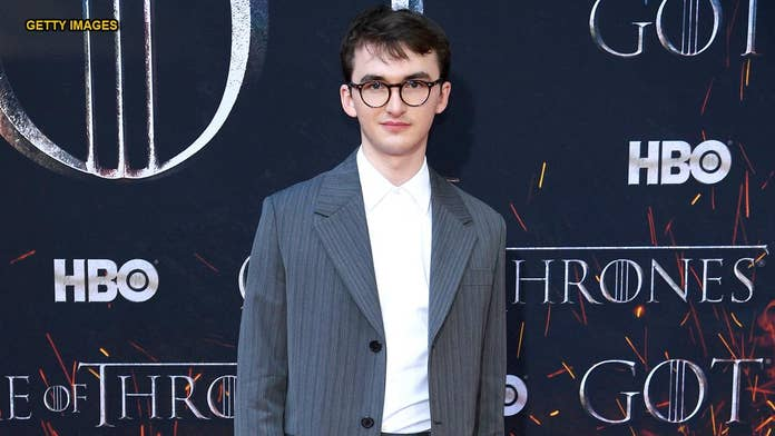 'Game of Thrones' star Isaac Hempstead Wright explains his infamous stare