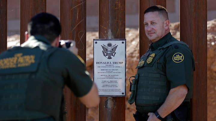 Trump to tour replacement border wall in Calexico, California