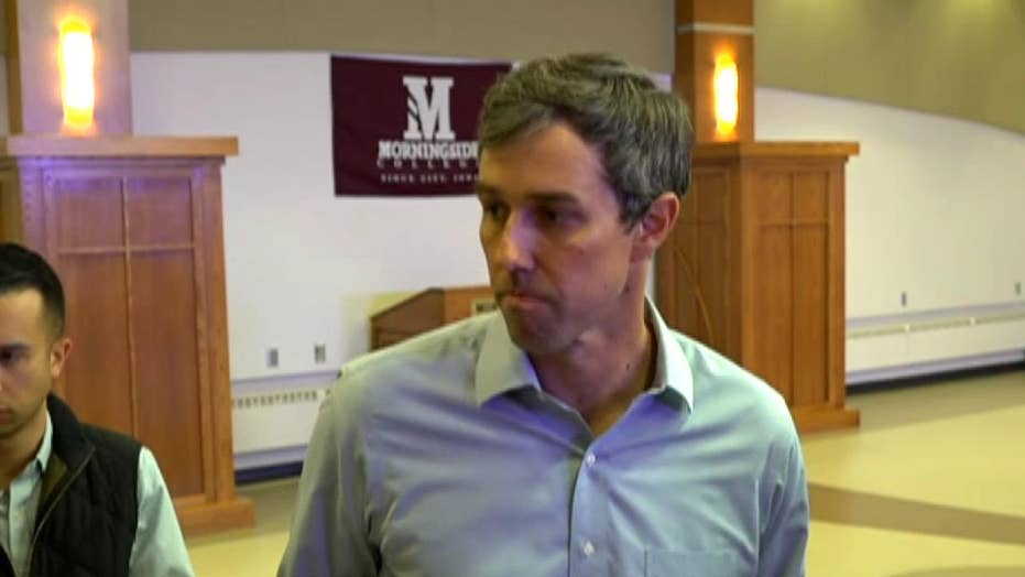 Beto O'Rourke defends comparing the Trump administration to the Third Reich