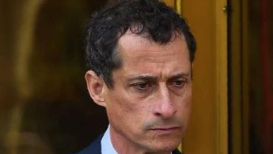 U.S. Rep. Anthony Weiner to register as a sex offender