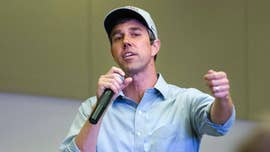 Beto O'Rourke, no longer the shiny new candidate, says he's still 'in a good place'