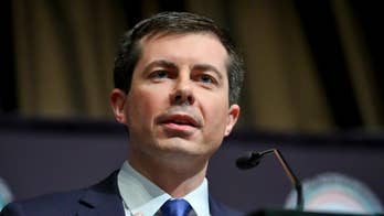Pete Buttigieg questions President Trump's belief in God