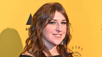 'Big Bang Theory' actress Mayim Bialik shares not-so-glamorous 'unemployment' photo of her cleaning a bathroom